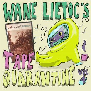 Tape Quarantine: GX500